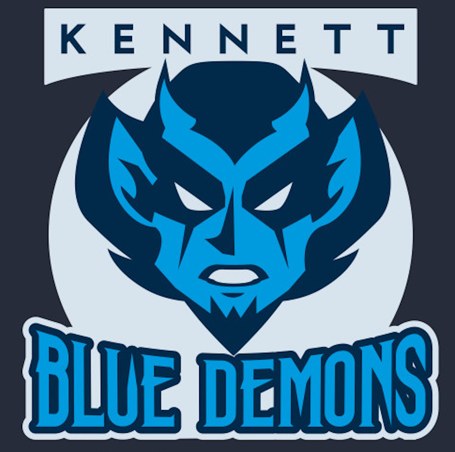 kennett blue demons