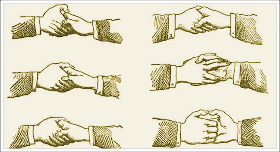 masonic handshakes and grips