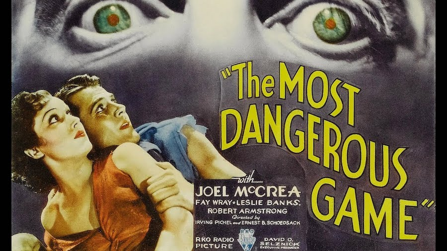 most dangerous game poster 1
