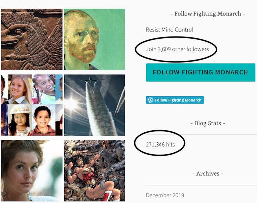 3609 Followers Bottom Page