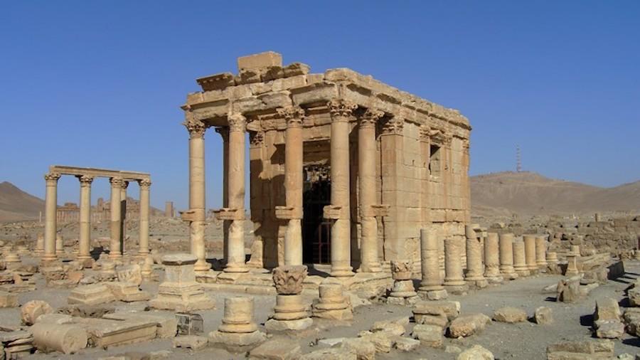 Baal Shemin Temple 2