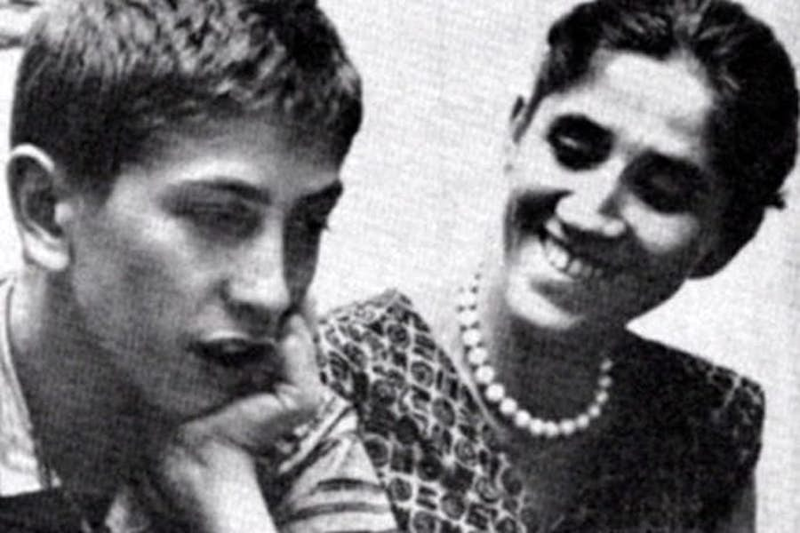Bobby Fischer & His Mom