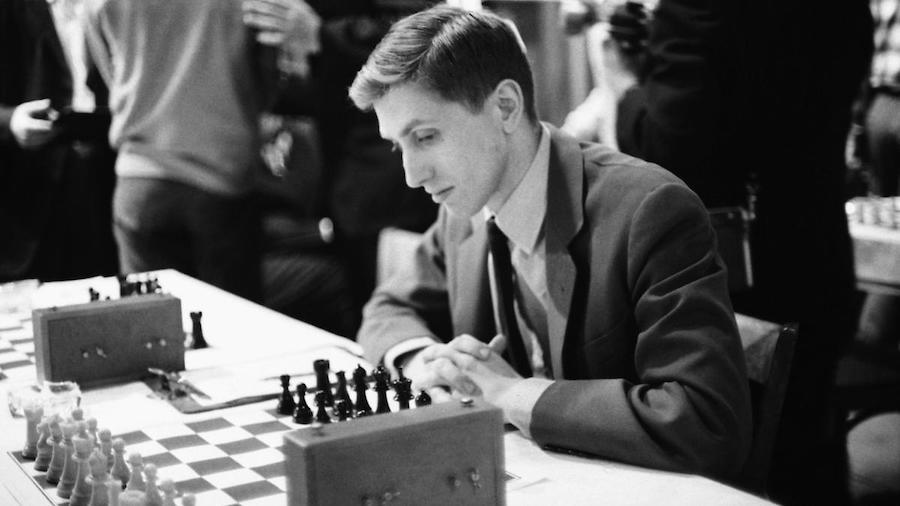 Bobby Fischer - Iceland