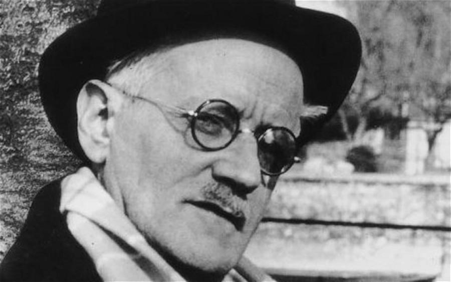 James Joyce Eye 2