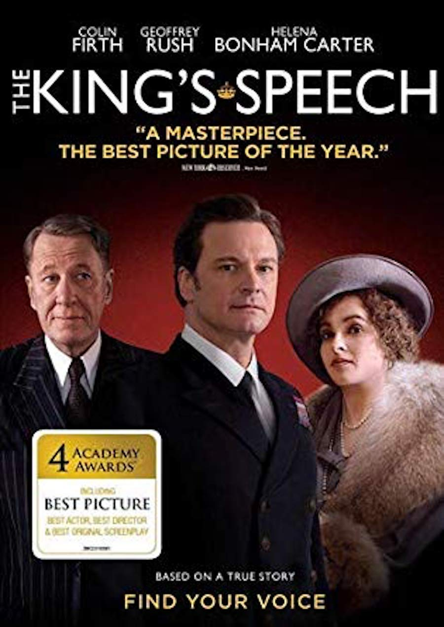 king's speech - find your voice