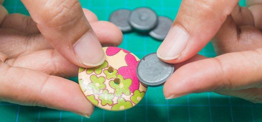 make refrigerator magnets