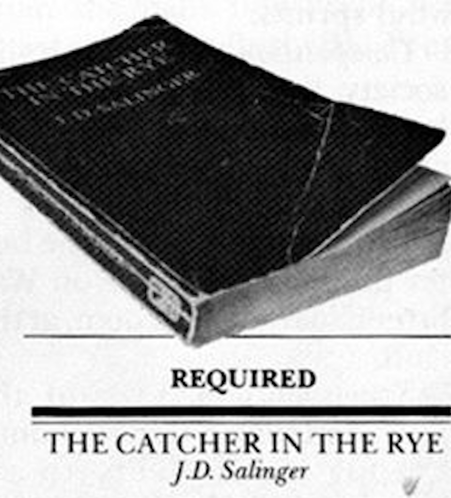 preppy handbook catcher in the rye