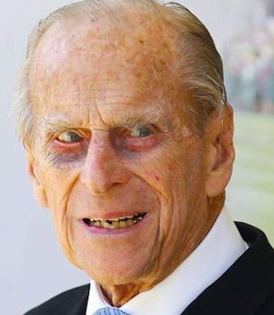 prince philip evil