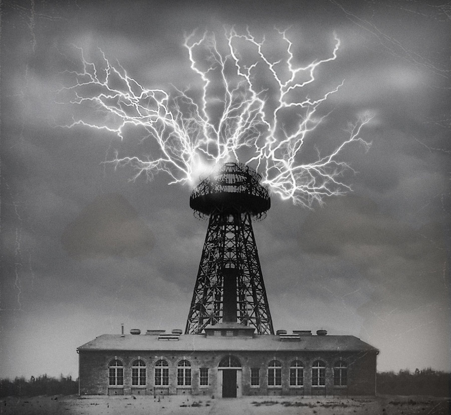 Wardenclyffe Tower (Tesla)