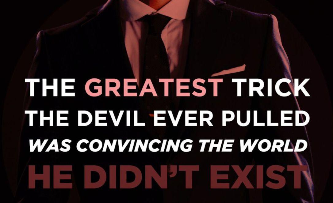 devil trick