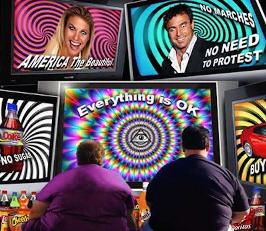 television hypnosis