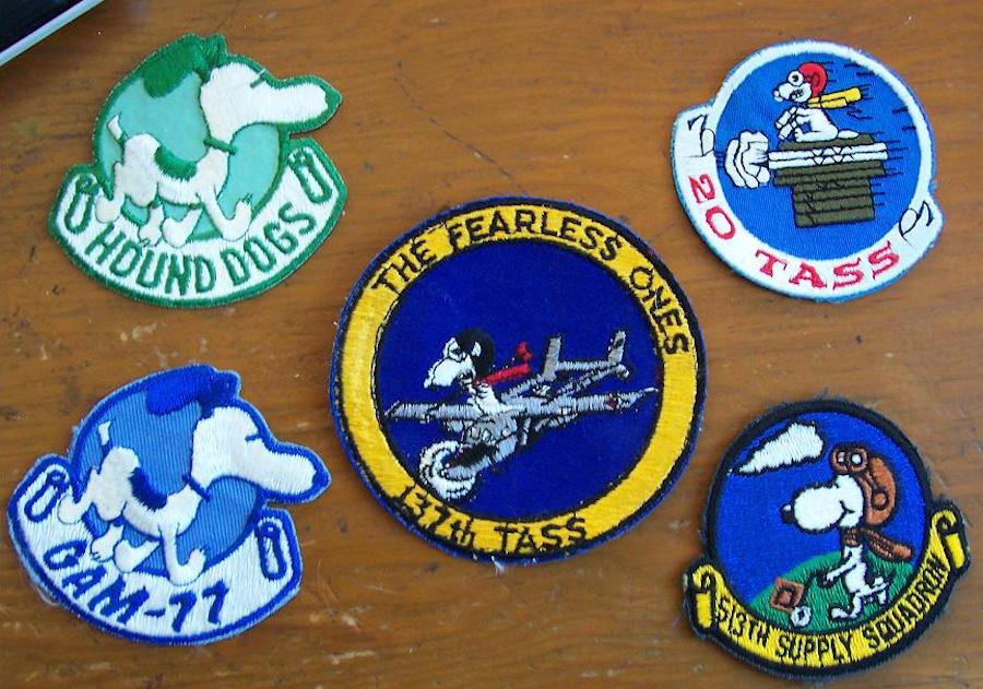 air force snoopy