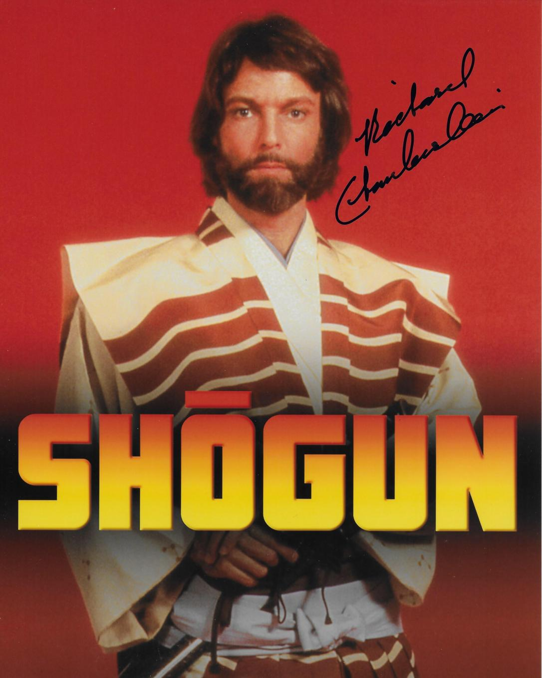 richard chamberlain in shogun