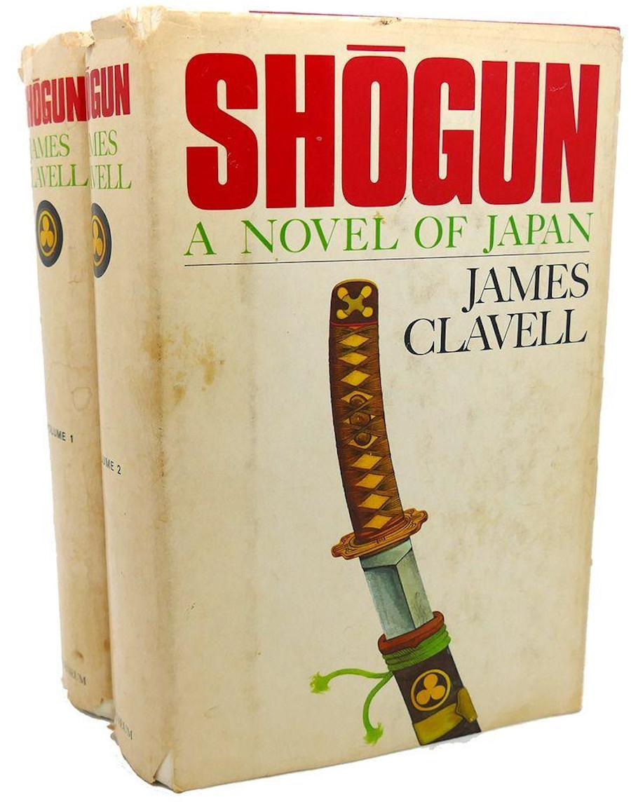 shogun books