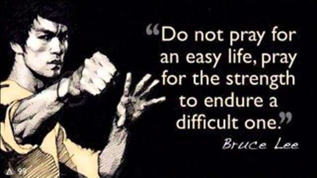 bruce lee easy life