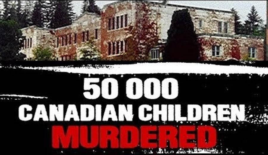 canadian children murdered