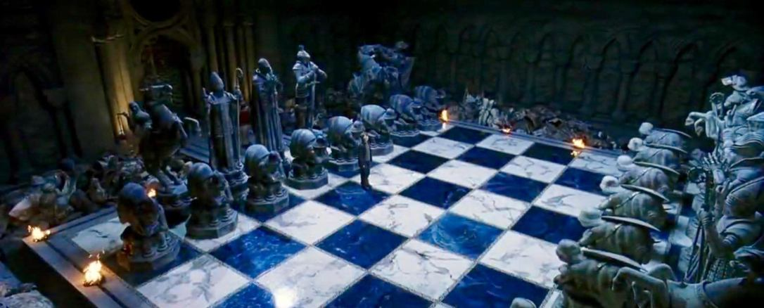 chessboard chamber