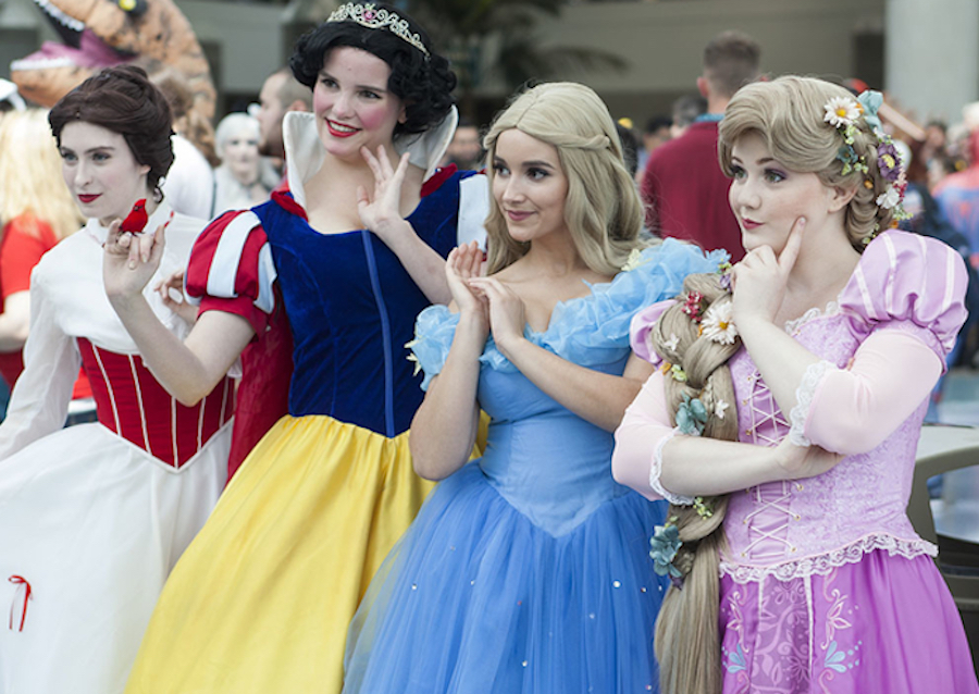 disney princesses 2