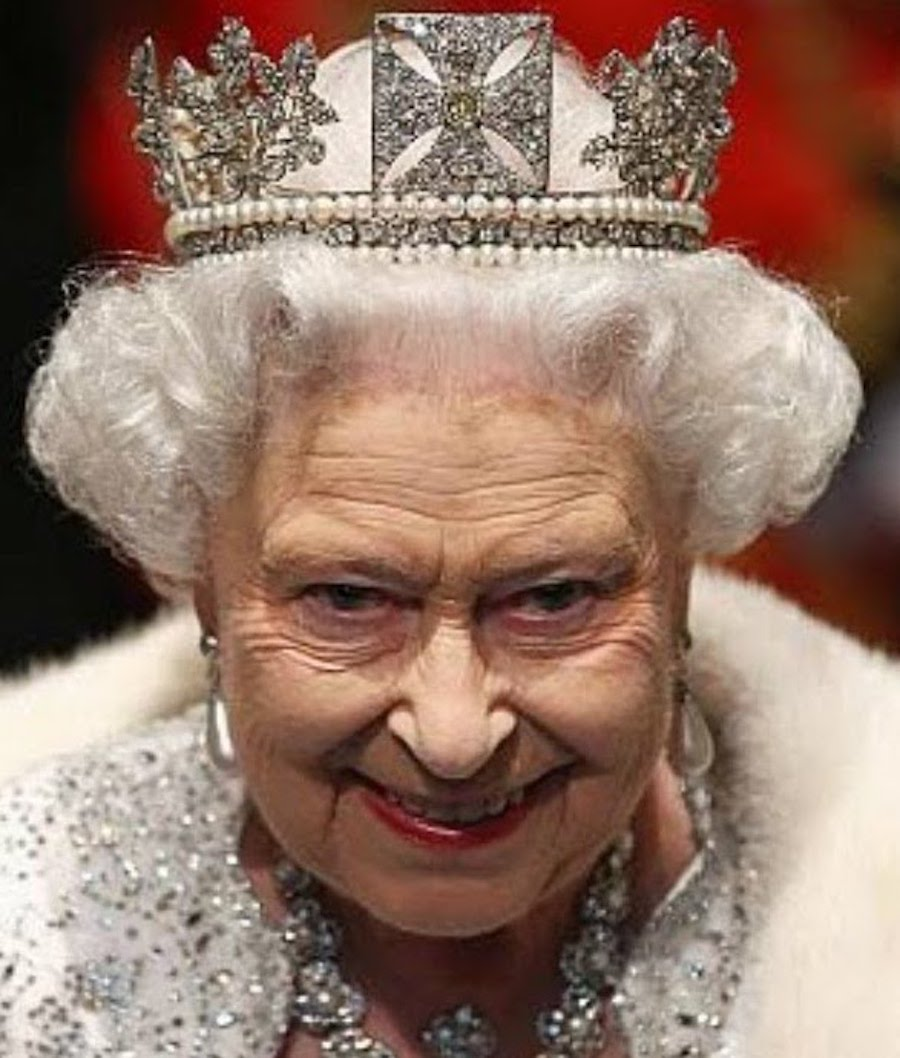 elizabeth windsor crown