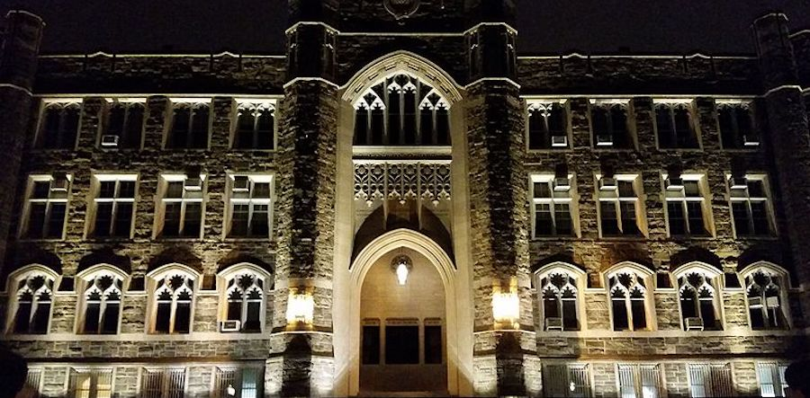 fordham keating hall