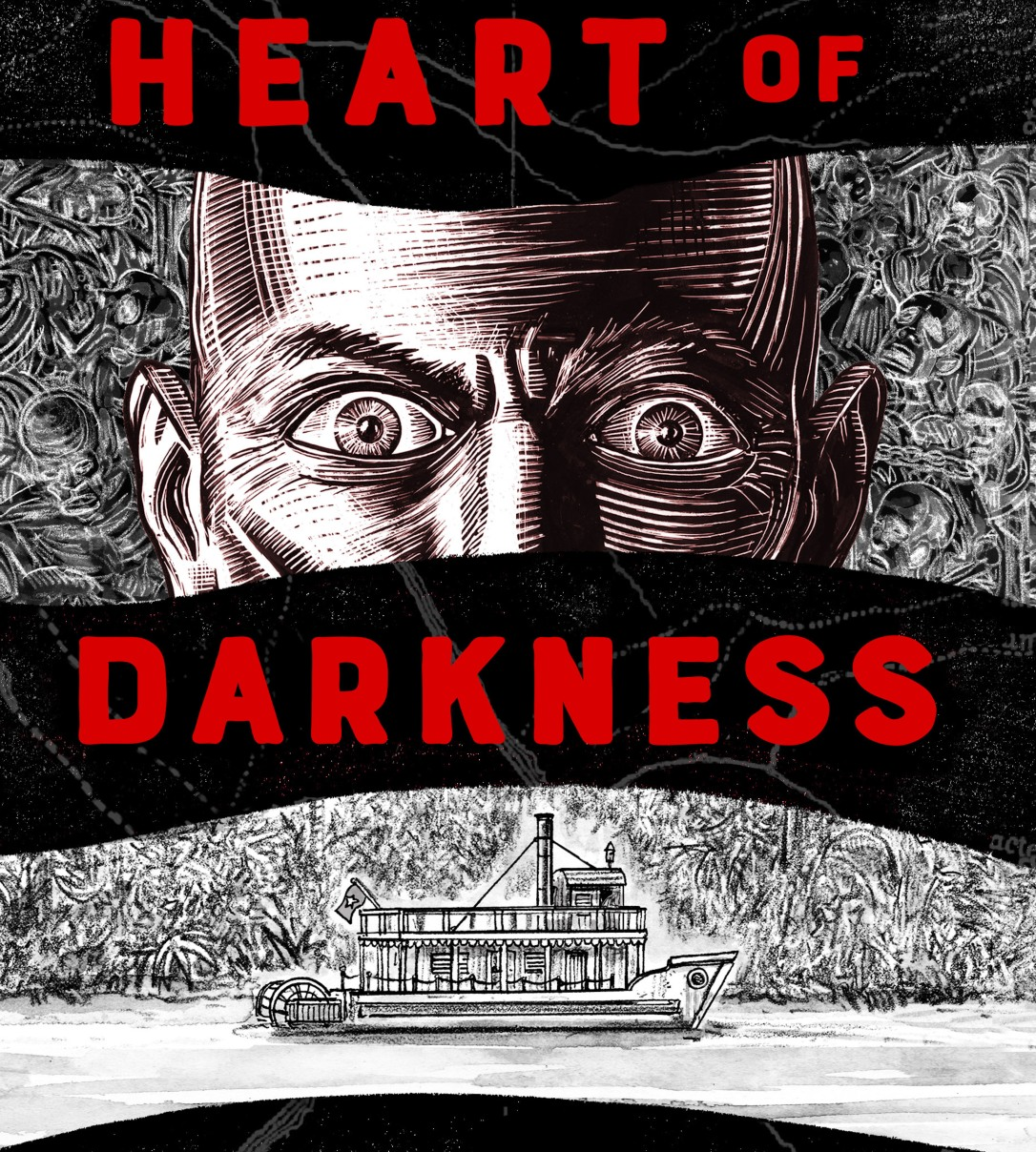 heart of darkness cover 2