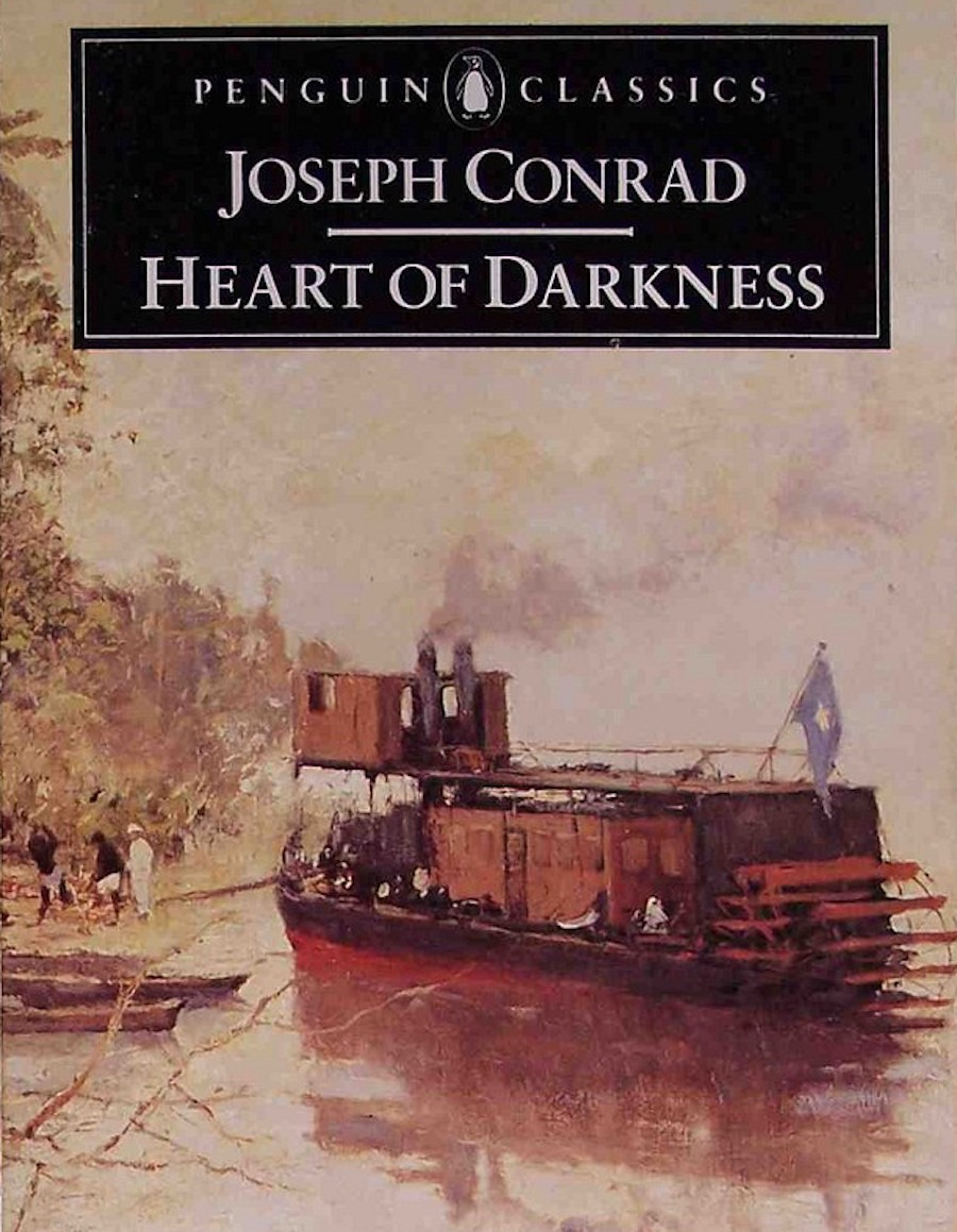 heart of darkness cover