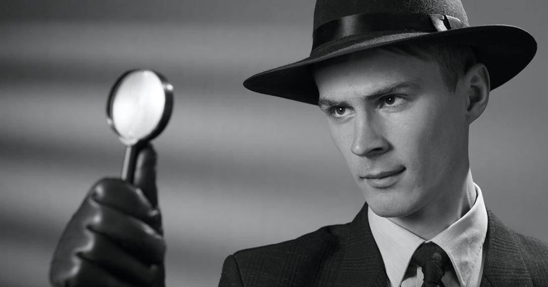 idiot detective