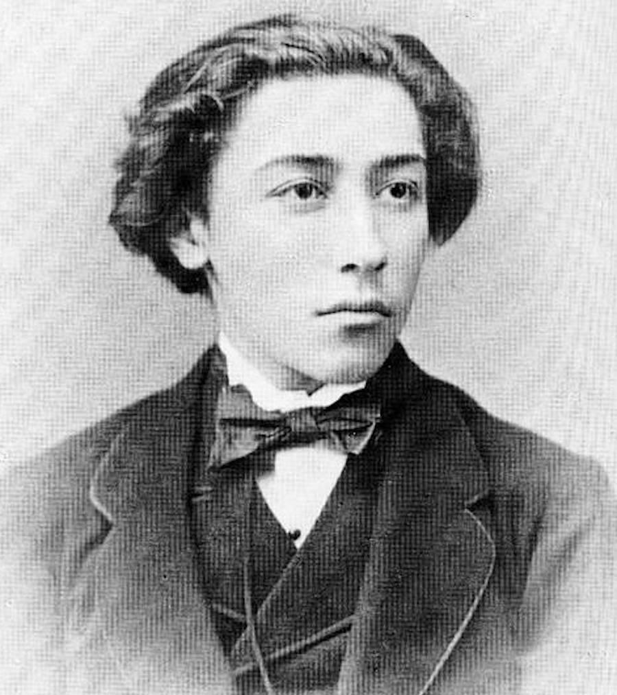 joseph conrad teenager