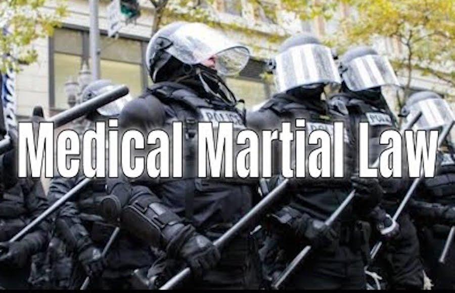 martial law 5