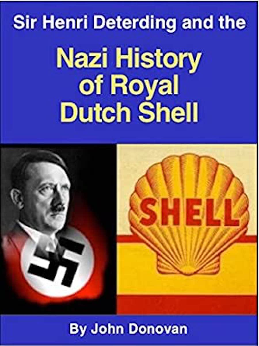 nazi dutch royal shell