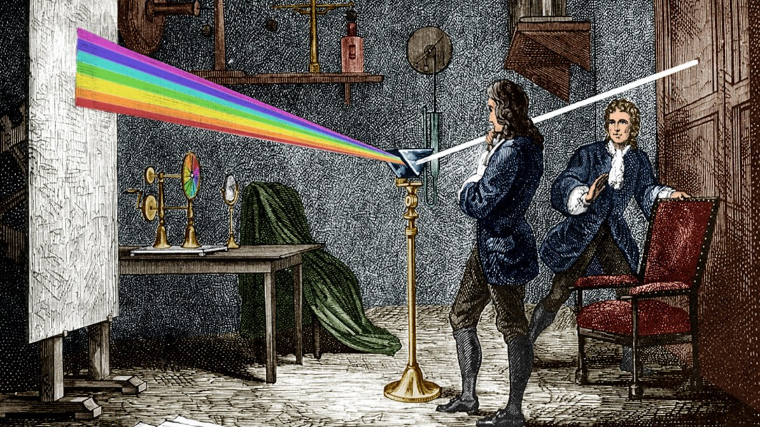 newton spectrum