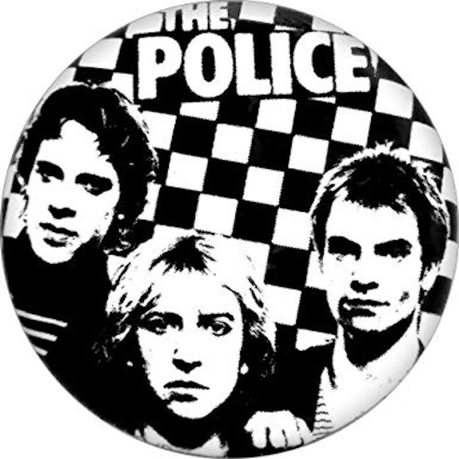police checkerboard