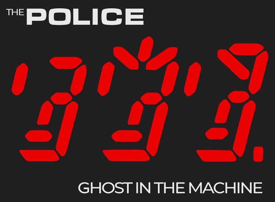 police ghost in the machine