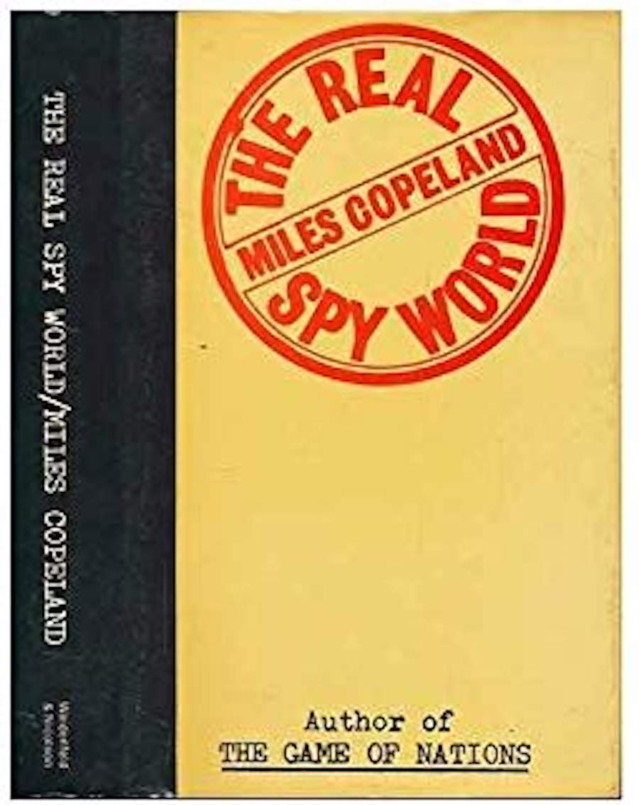 real spy world by miles copeland