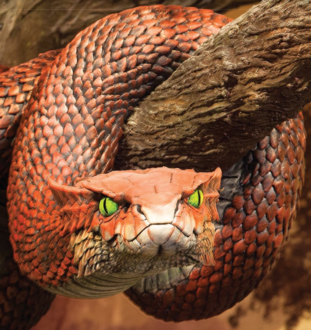 serpent satan