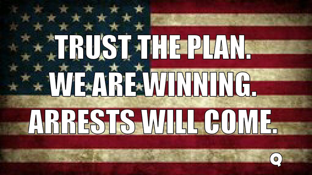 trust the plan 5
