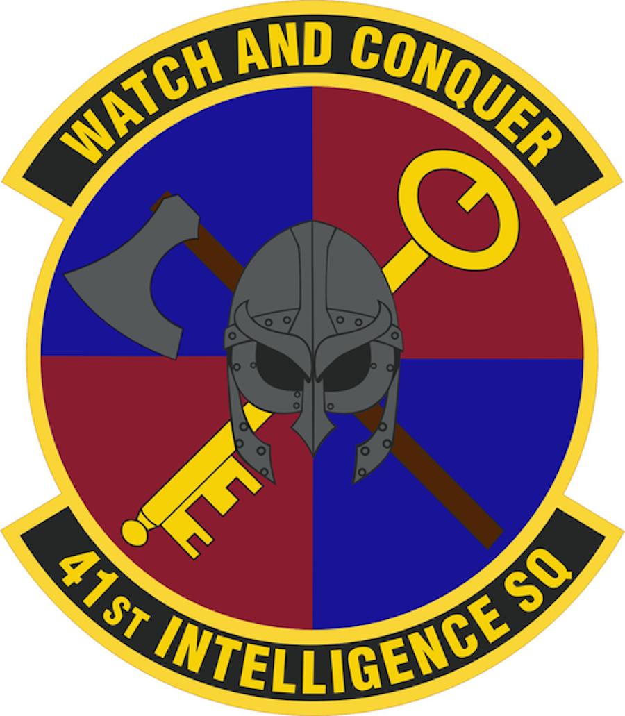 524px-41_Intelligence_Sq_emblem
