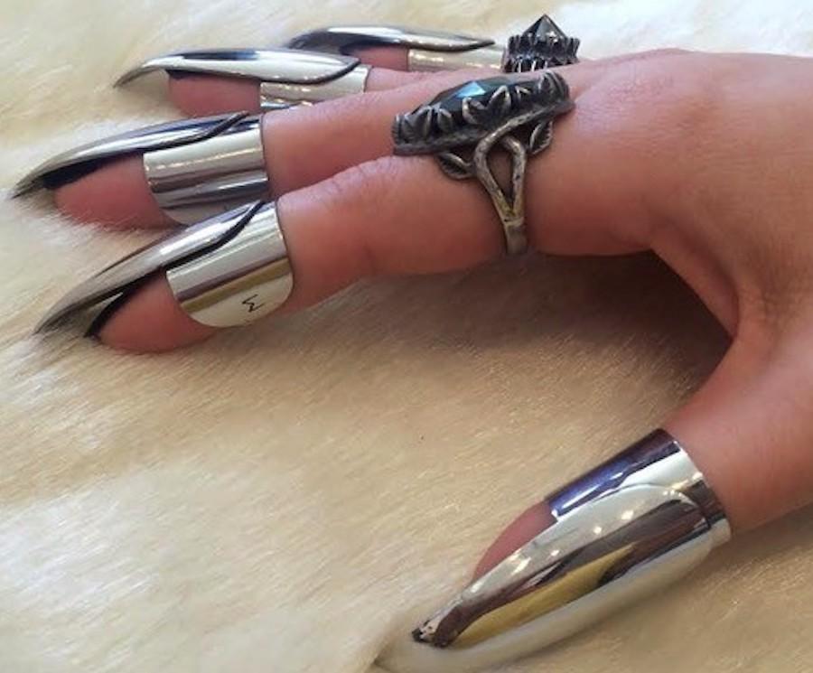 bdsm claws