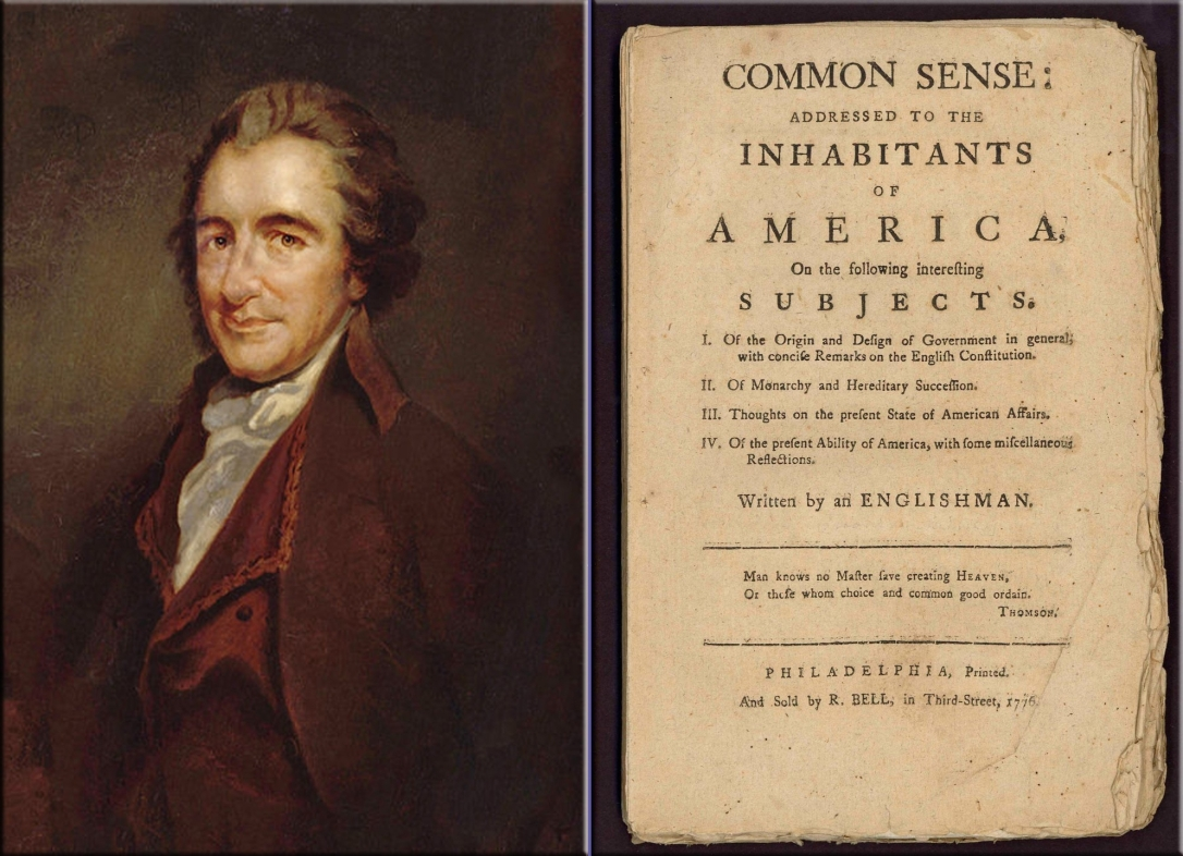 Thomas Paine Common Sense Quotes Thomas Paine Common Sense Quotes Common Sense Thomas Paine Quotes