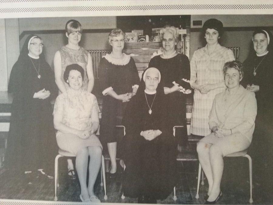 mcintaggart nuns