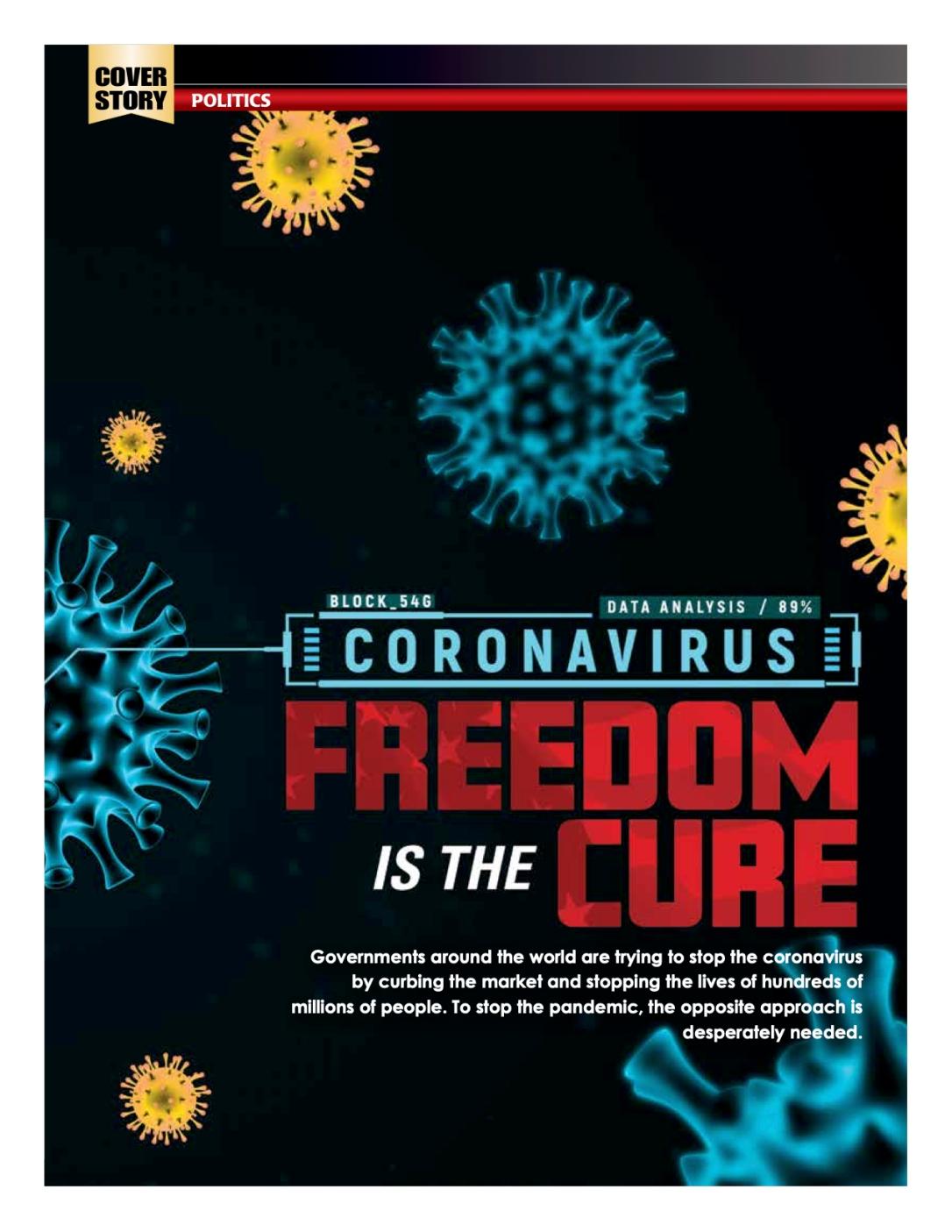 New American Coronavirus Cover