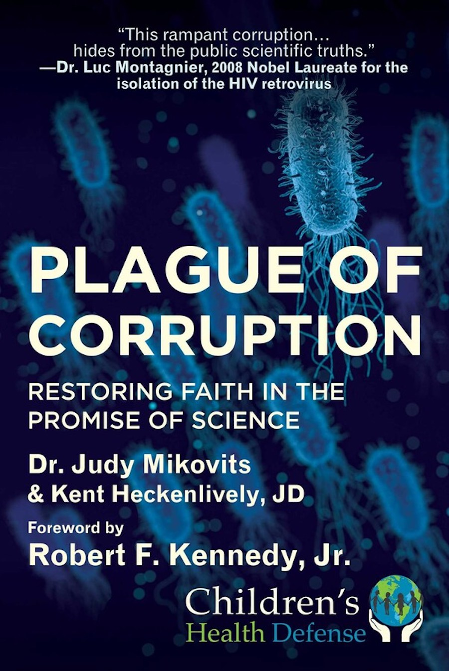 plague of corruption mikovits book