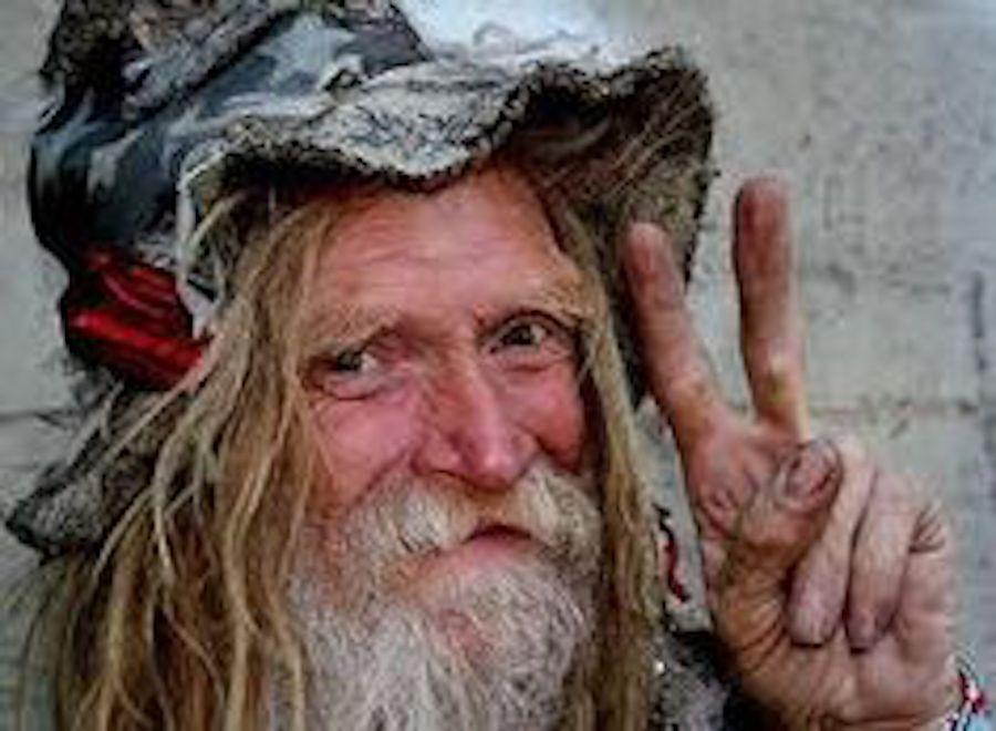 hippie loser
