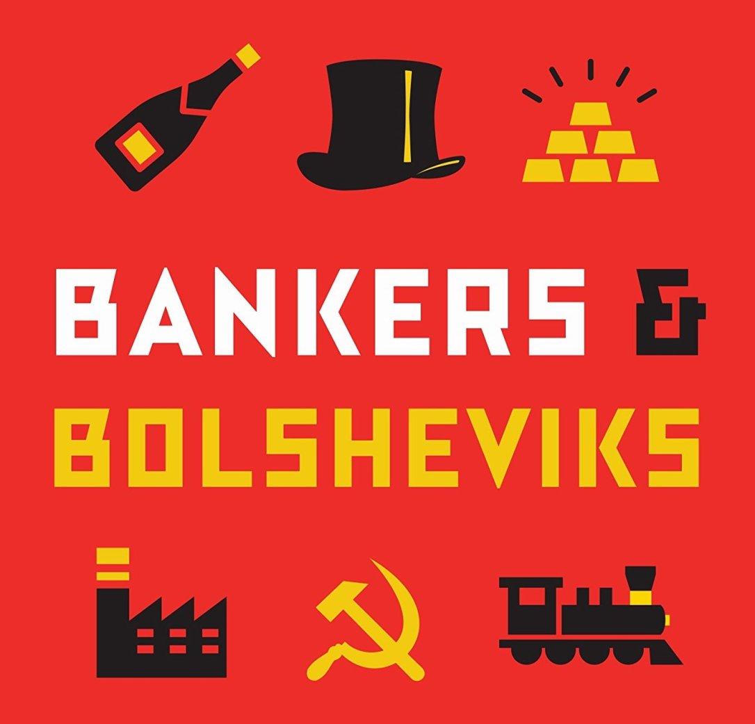 bankers bolsheviks communists
