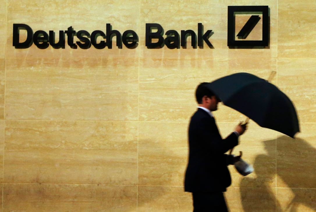 deutsche bank umbrella