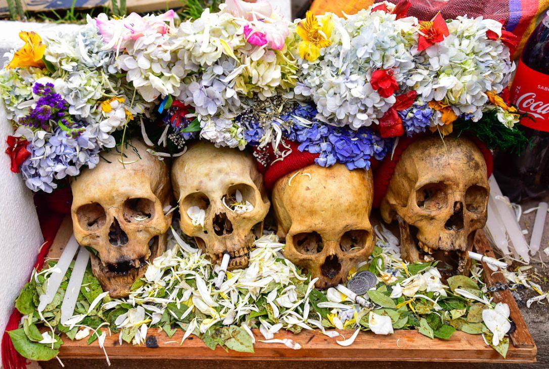 festival of the skulls