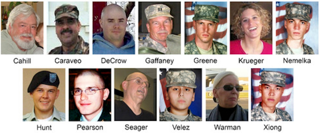 fort hood 2009 victims