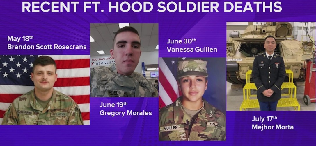 fort hood soldier deaths