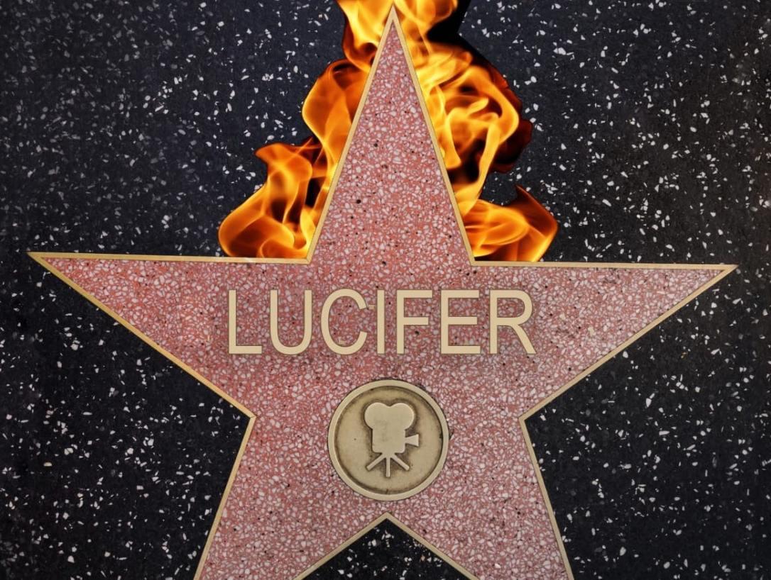 lucifer satan hollywood star