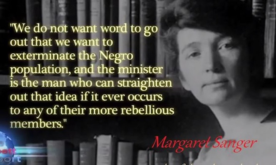 Margaret Sanger Negro Project 3